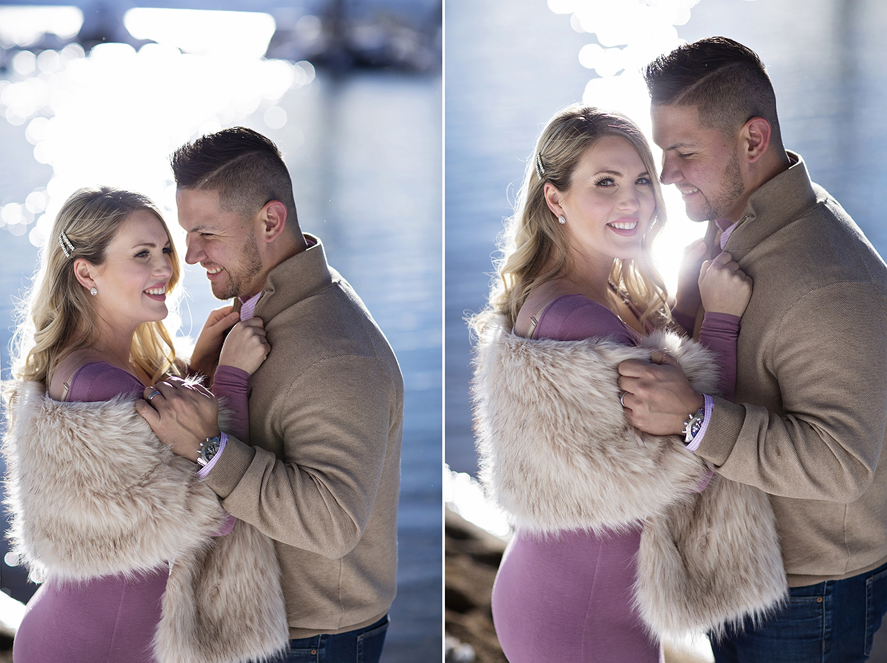 Zephyr cove lake tahoe maternity photos 10