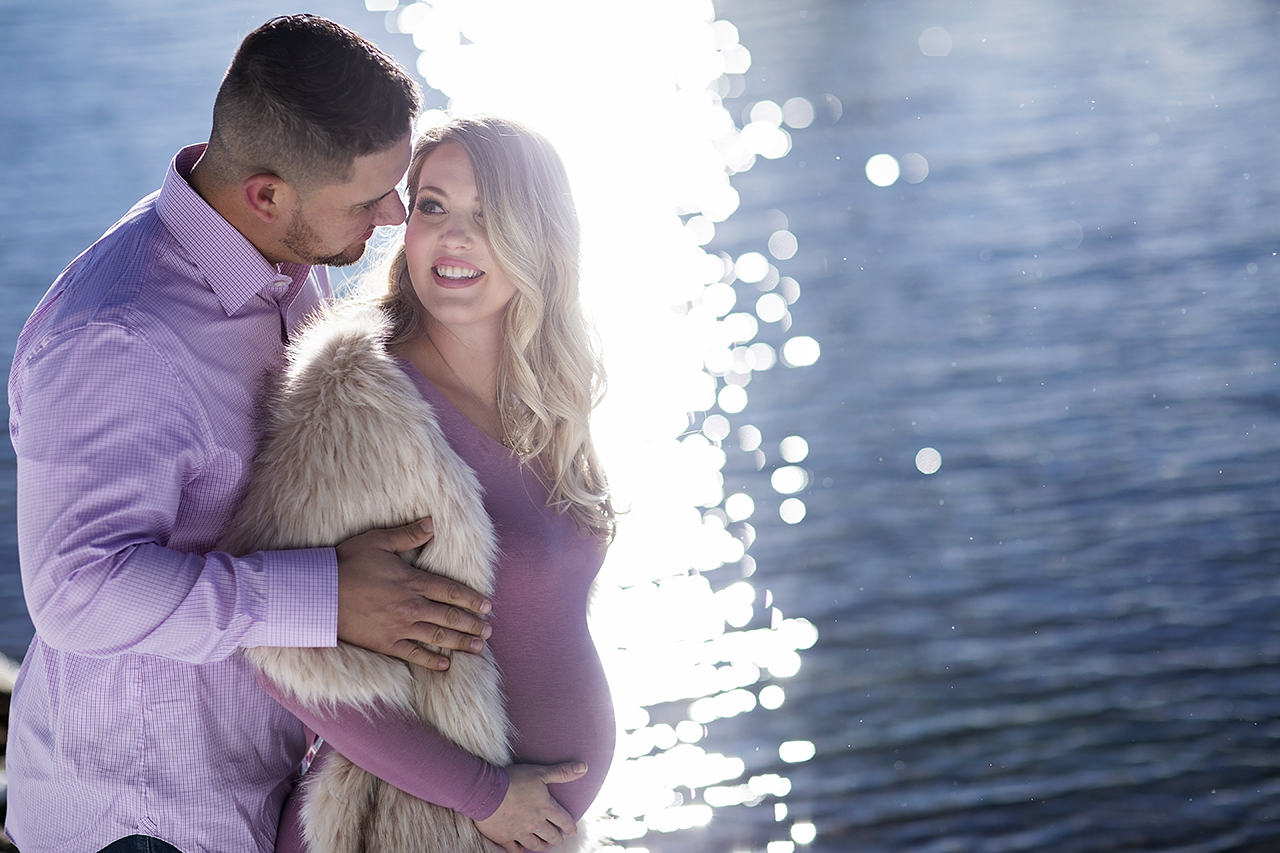 Zephyr cove lake tahoe maternity photos 15