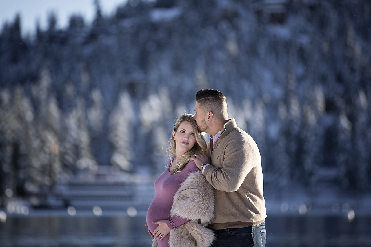 Zephyr cove lake tahoe maternity photos 18