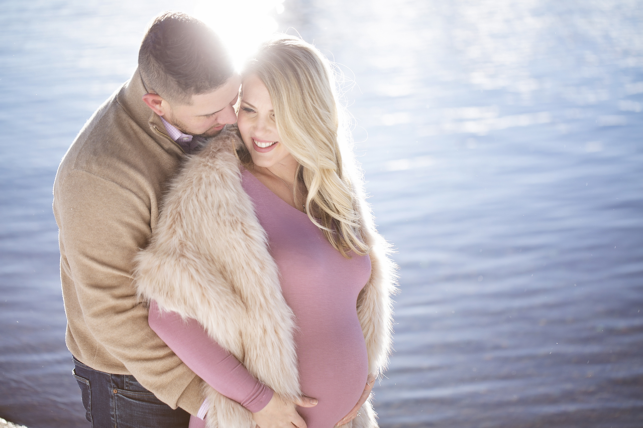 Zephyr cove lake tahoe maternity photos 32