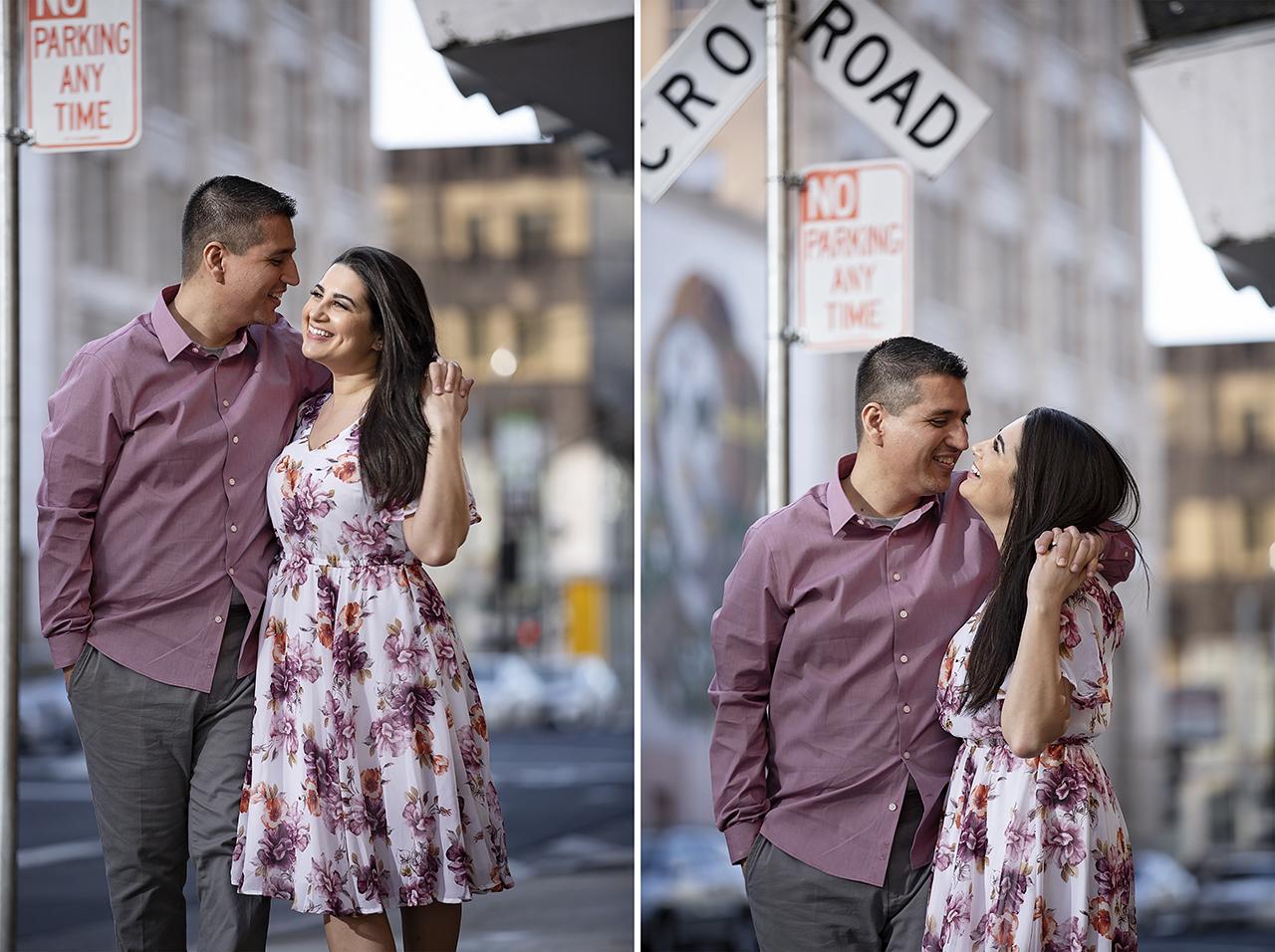Engagement photo shoot in Sacramento 10