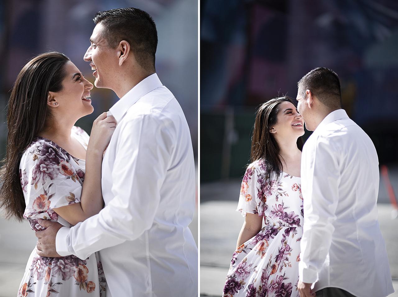 Engagement photo shoot in Sacramento 2