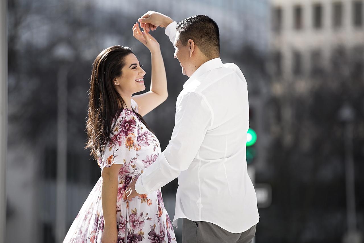 Engagement photo shoot in Sacramento 29