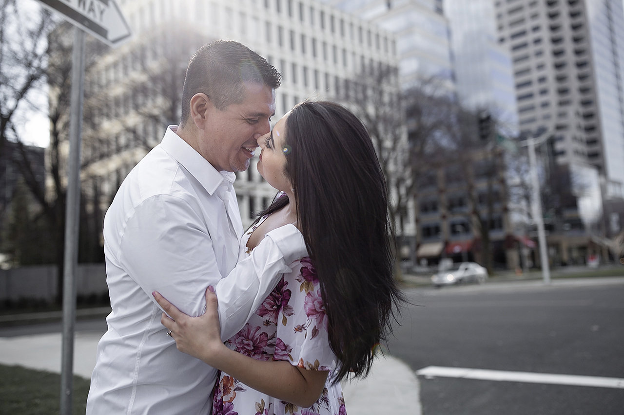 Engagement photo shoot in Sacramento 7