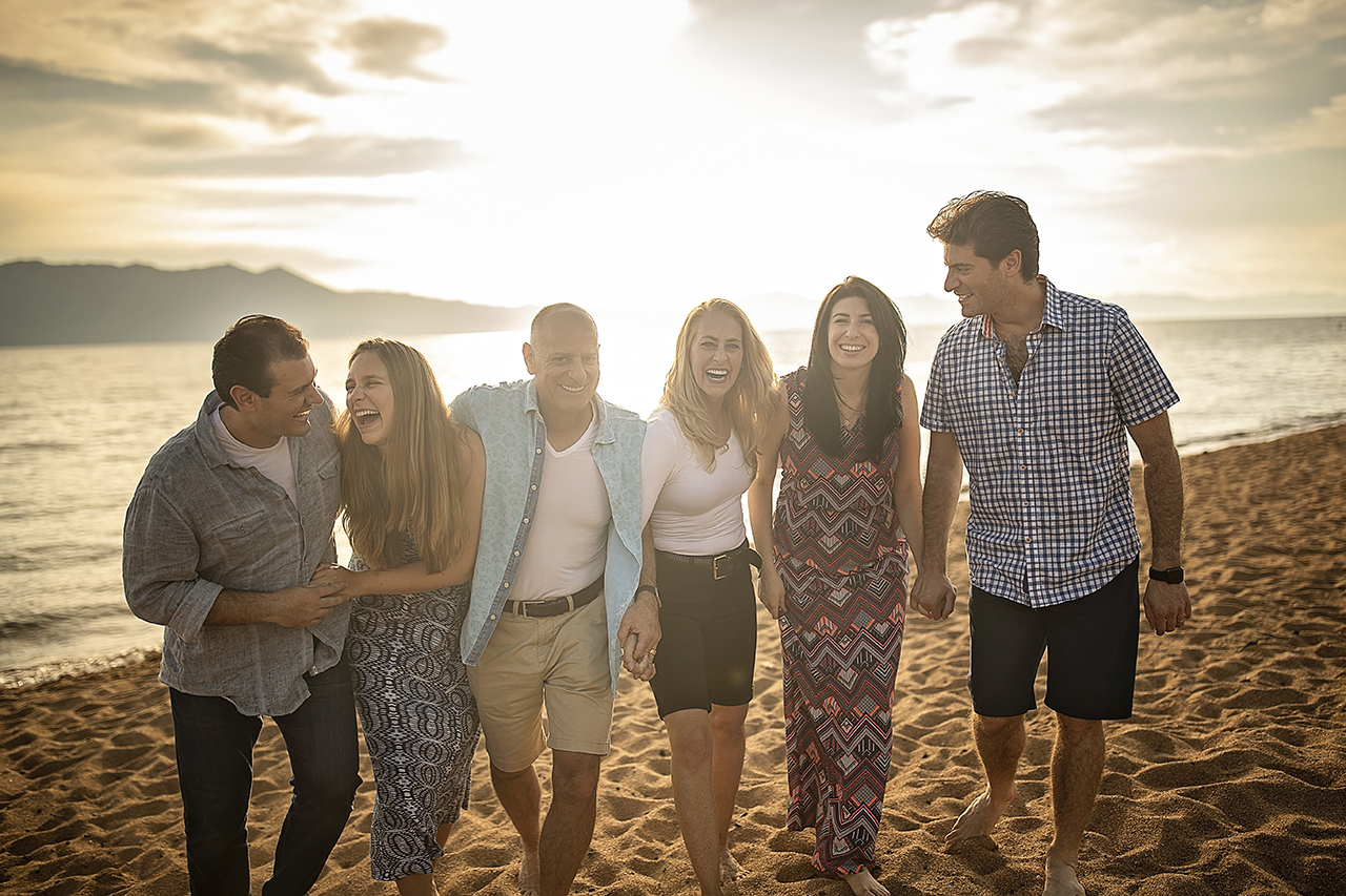 Read more about the article Family Session in South Lake Tahoe