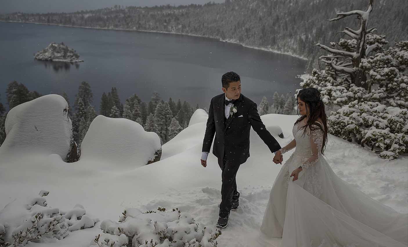 Read more about the article Lake Tahoe Wedding
