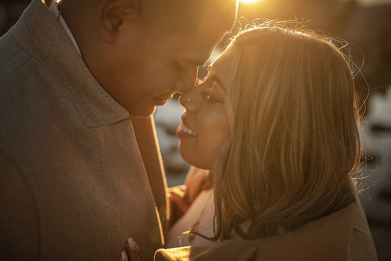 Read more about the article Lake Tahoe Engagement Photos