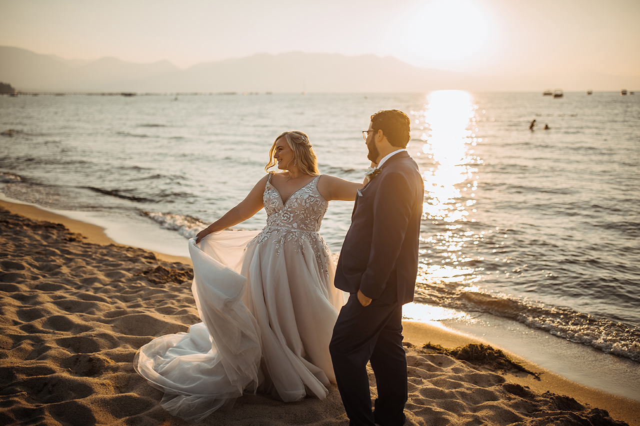 Read more about the article Wedding at Riva Grill on the Lake